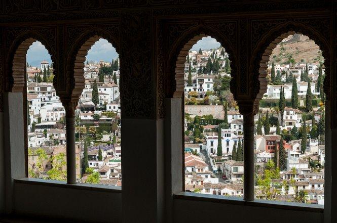 Vista Granada españa