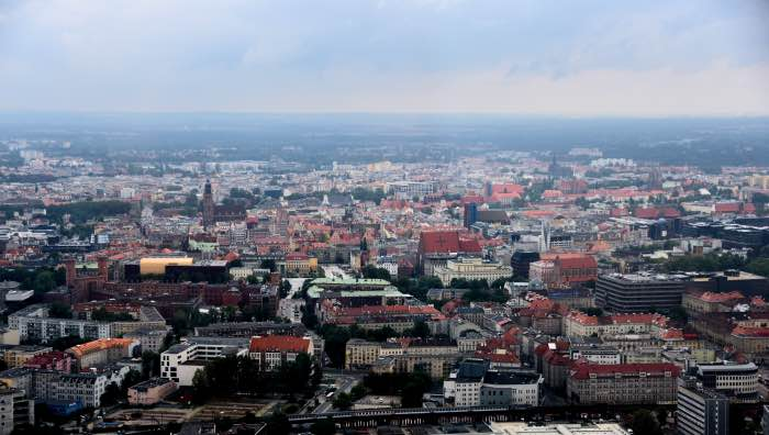 wroclaw skyline cosa vedere