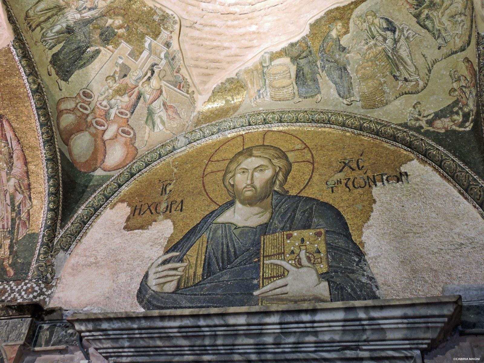I mosaici di San Salvatore in Chora