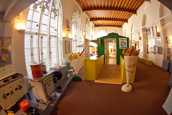 Friet Museum - Bruges