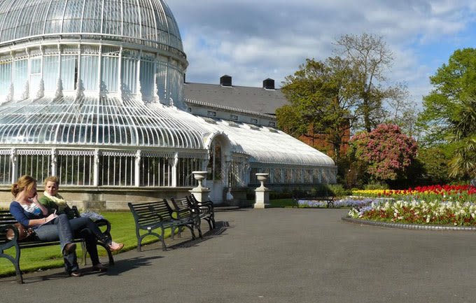 Jardines botánicos de Belfast