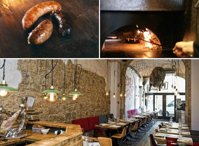 Comer en Barcelona: Butifarra en el restaurante Pork.