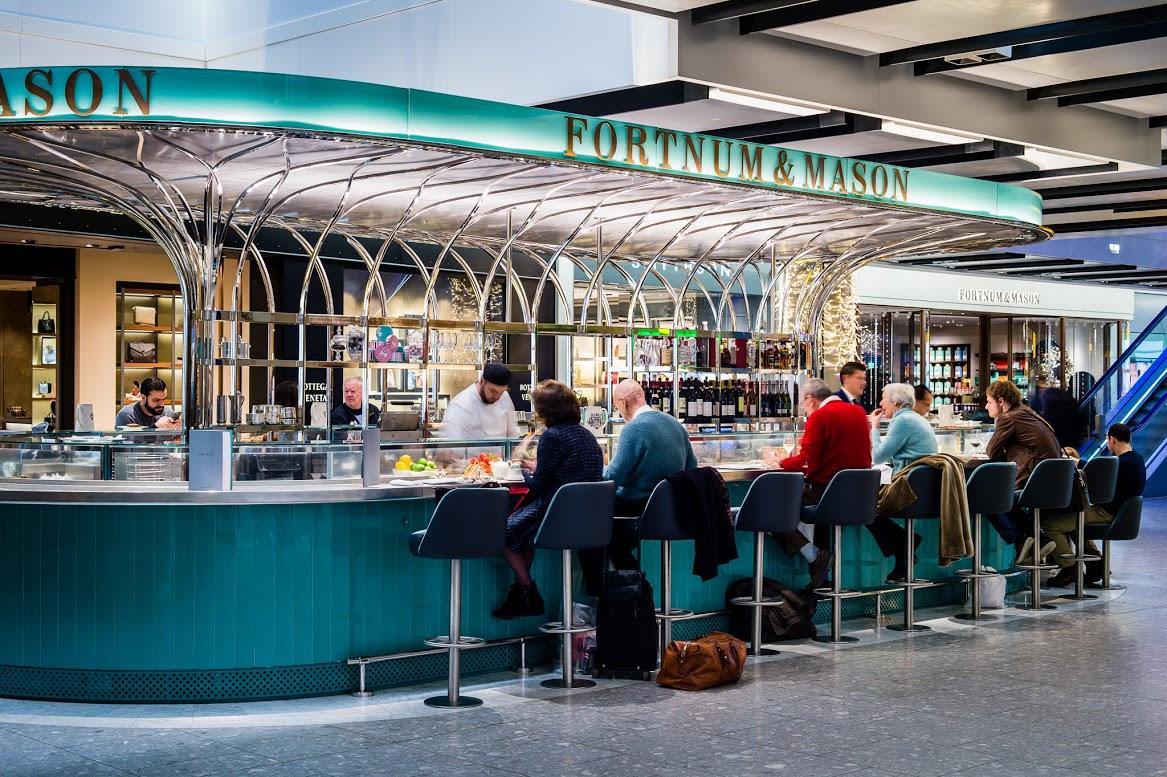 aeropuertos más bonitos del mundo: londres