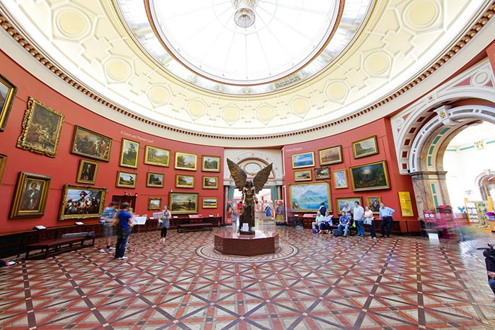 Round Room at Birmingham Museum & Art Gallery