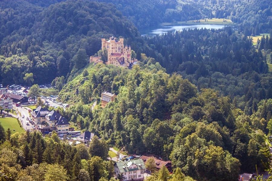 Castelli di Baviera: Hohenschwangau