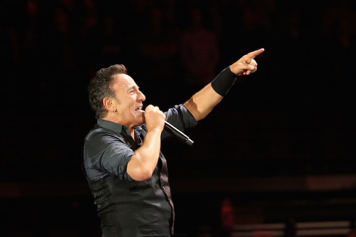 Bruce Springsteen. Foto: Shayne Kaye/ Flickr CreativeCommons.