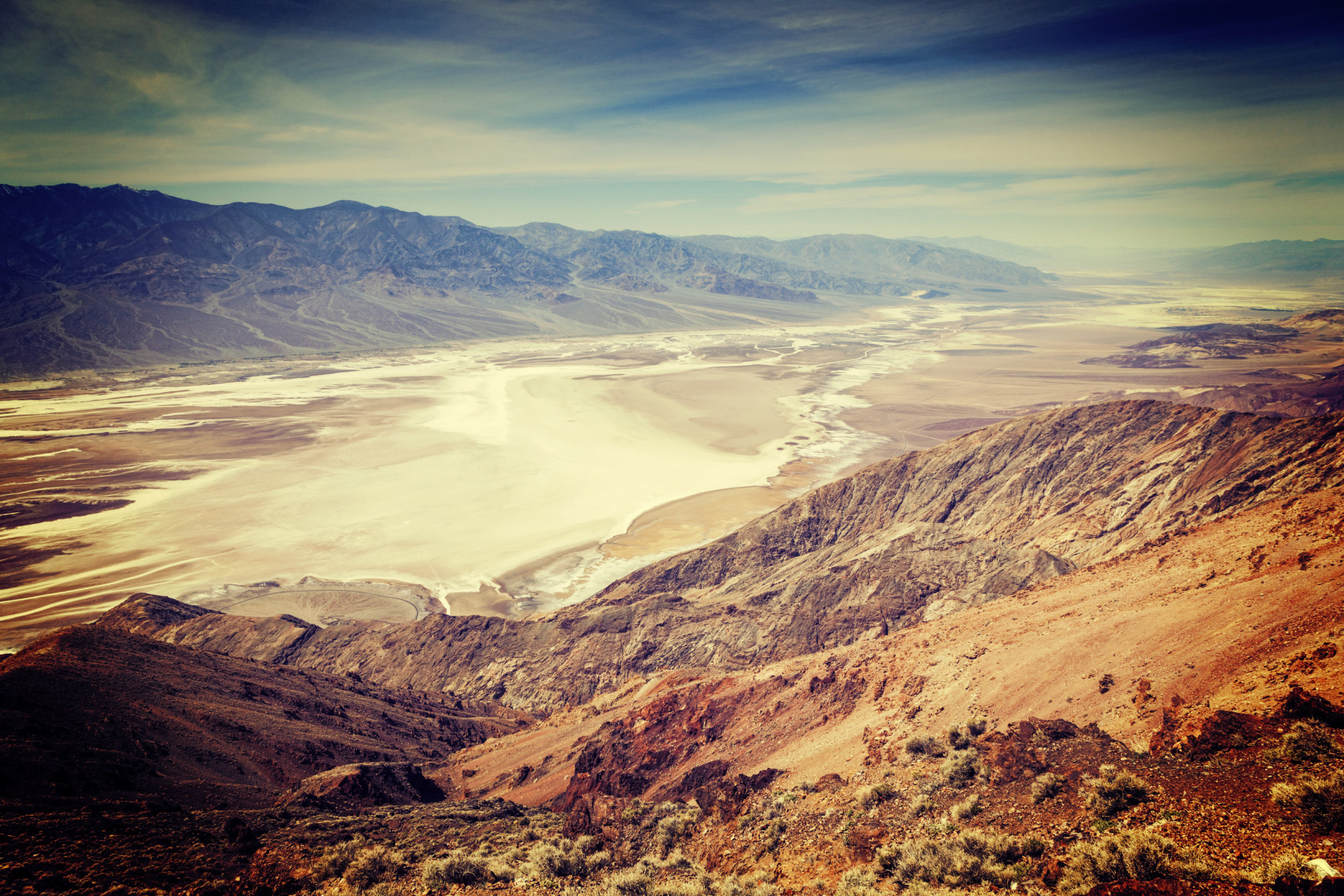 United States, Death Valley