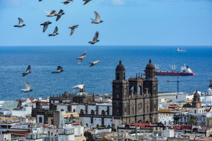 Destinos sin contaminación: Las Palmas de Gran Canaria