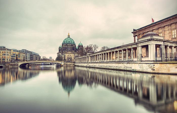 Berlín museo de la isla
