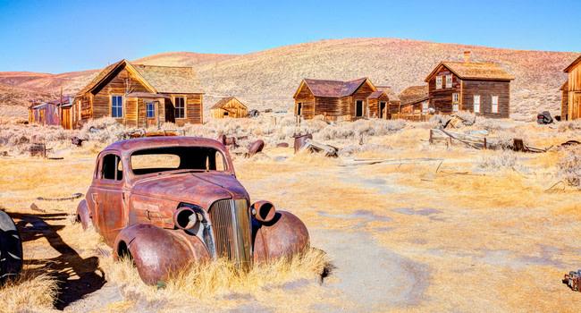 fantasmas en bodie california estados unidos