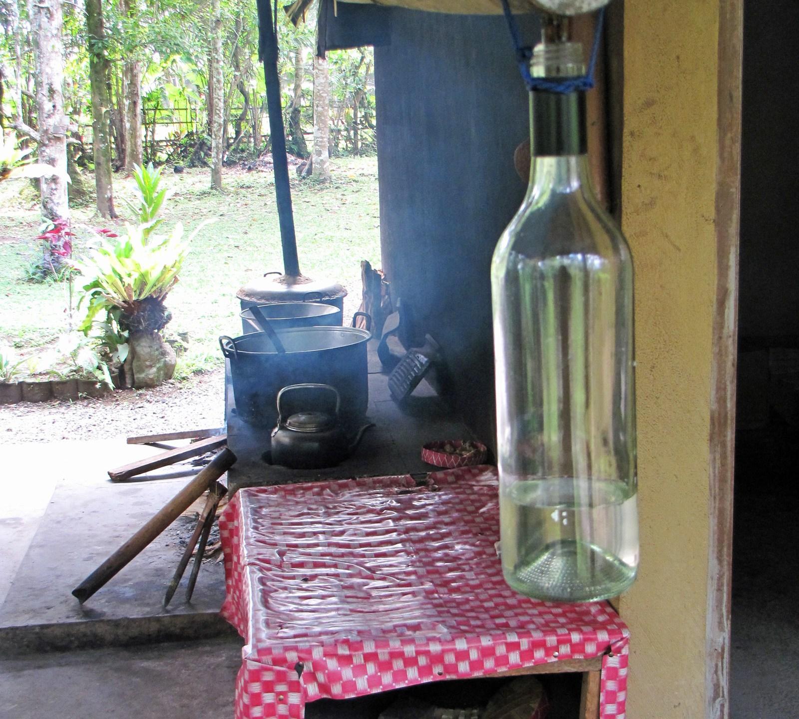 La distillazione dell'arak