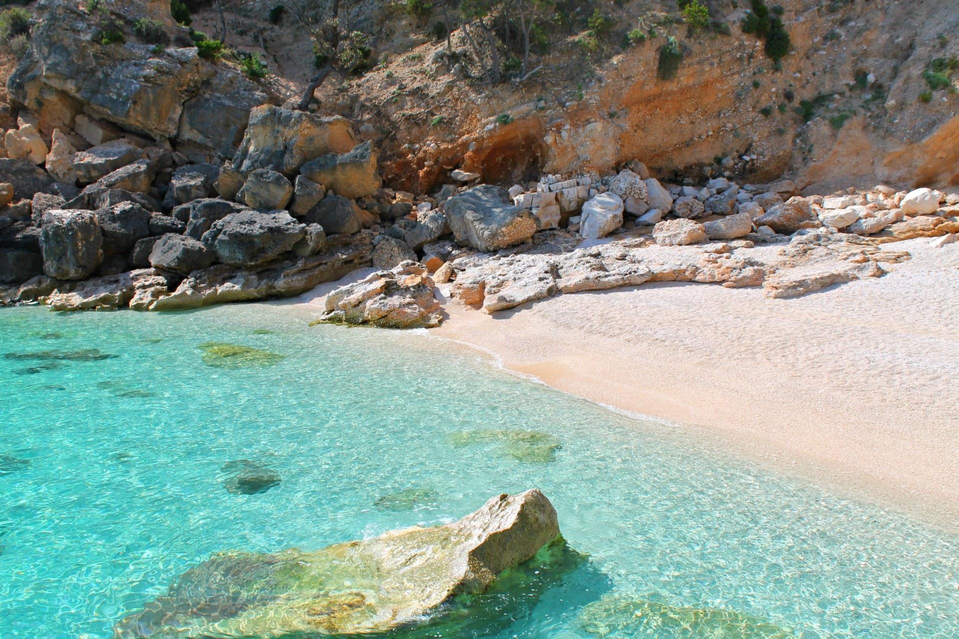 Cala Mariolu, Ogliastra, Sardegna