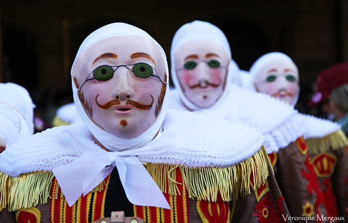 Carnaval De Binche. Image by Véronique Mergaux via Flickr Creative Commons