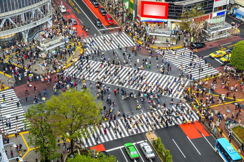 spostamenti tokyo