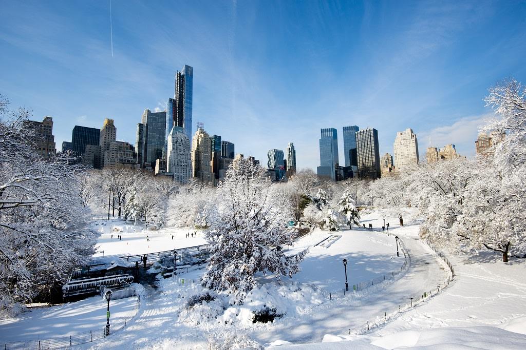 Descubre Nueva York en Navidad