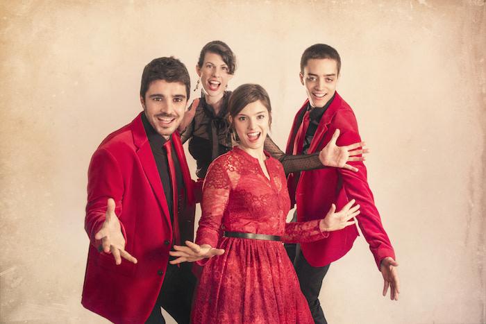 concierto el Quartet Mèlt