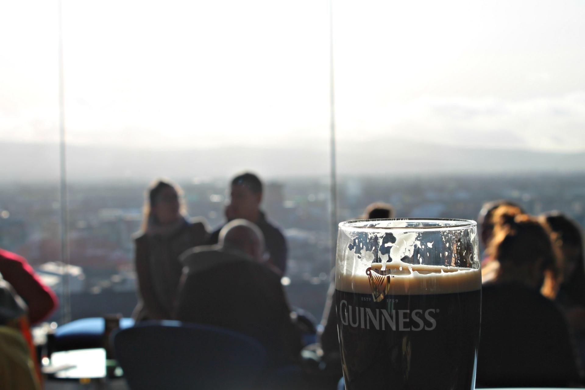 Guinness Storehouse, Dublino