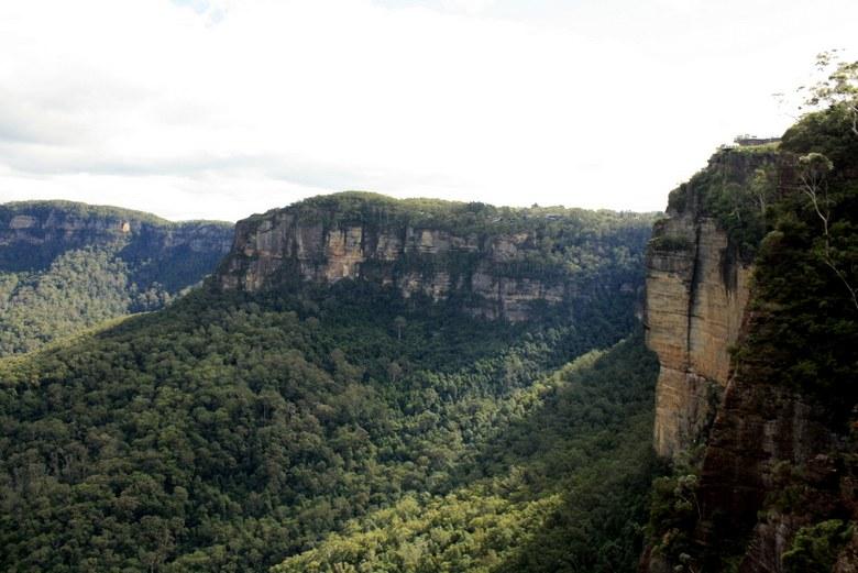 Blue Mountains, cerca de Sydney