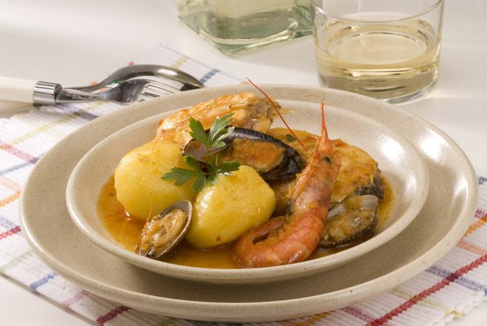 Ruta gastronómica: Suquet de peix