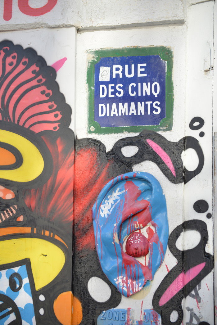 Paris grafiti