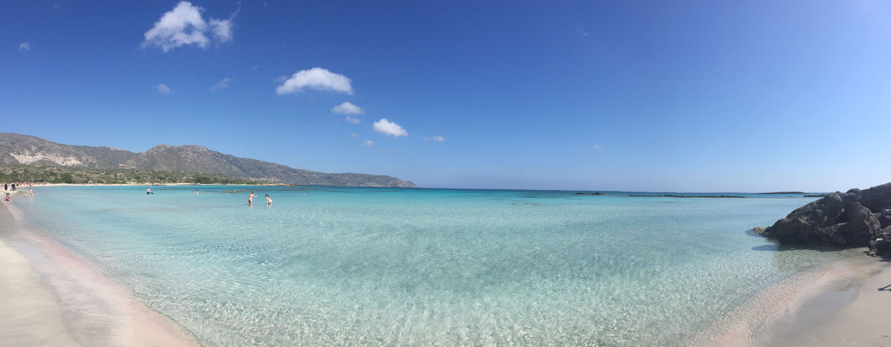 Spiaggia Elafonisi, Creta