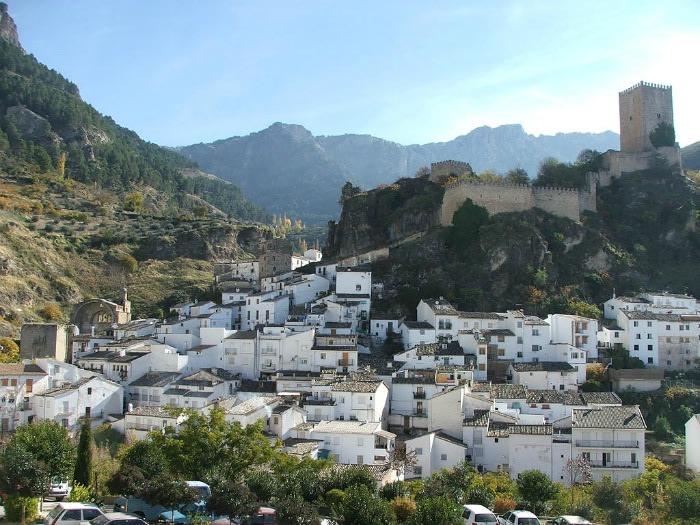 Pueblo de Cazorla