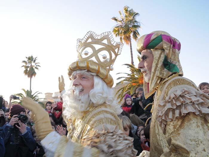 cabalgata de reyes en barcelona