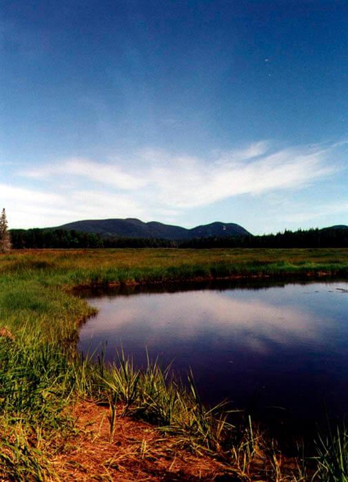 parque nacional de acadia en maine estados unidos