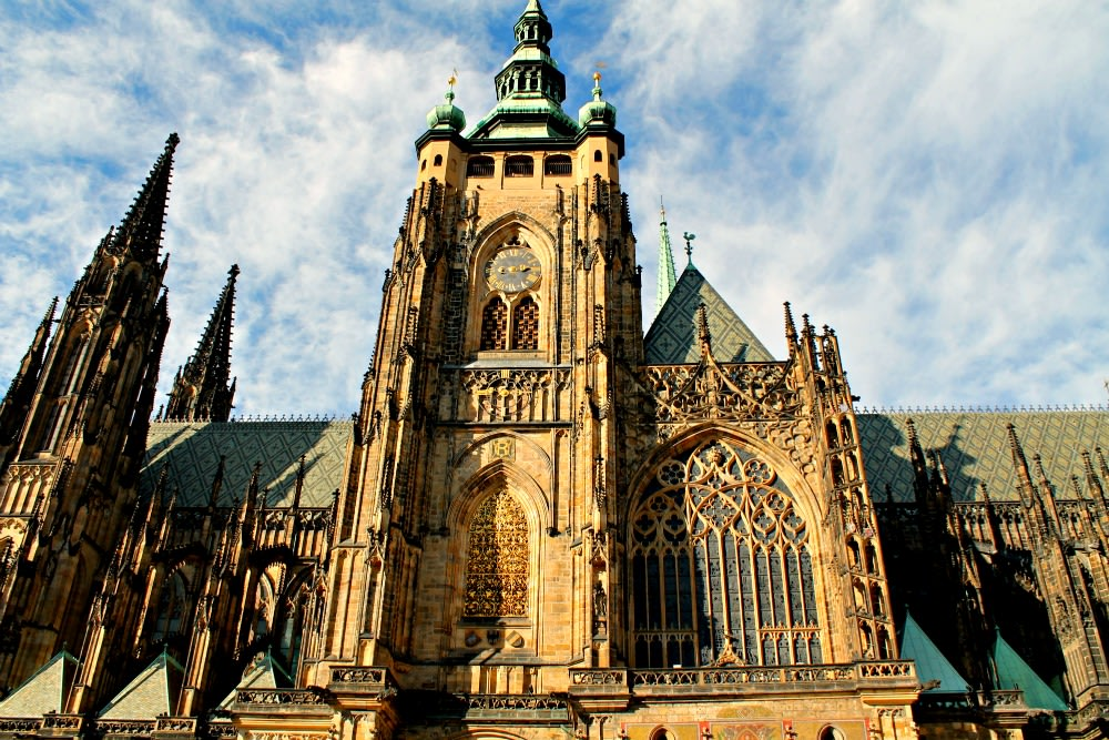 Cattedrale Praga