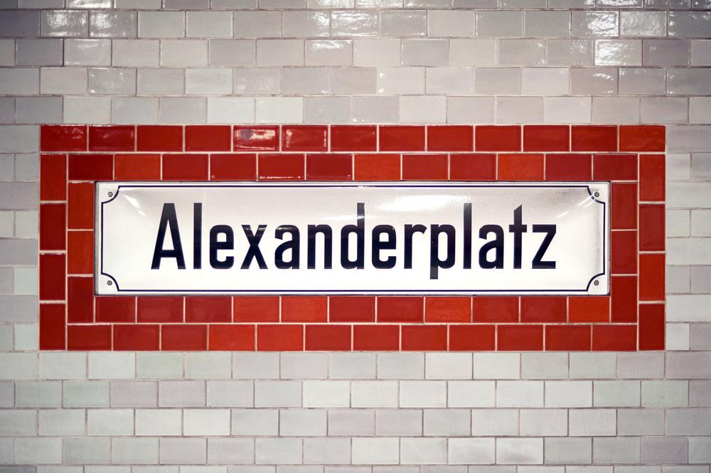 berlín en bici: alexanderplatz