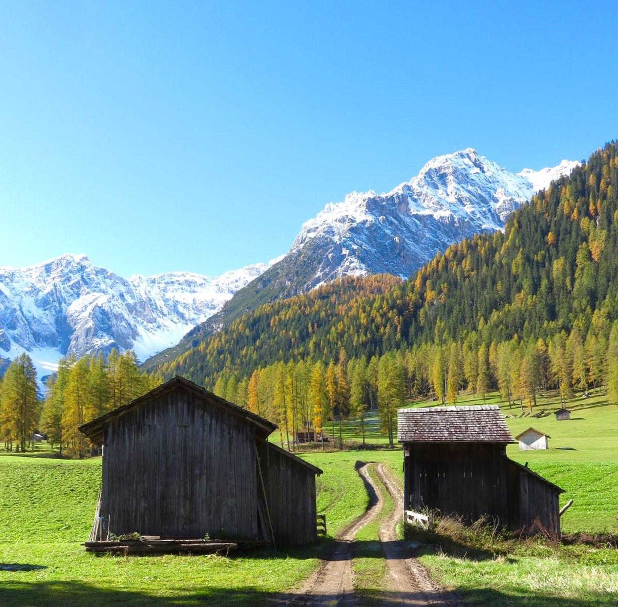 5 camminate in Val Pusteria, Sud Tirolo, Alto Adige, Dolomiti, Val Fiscalina