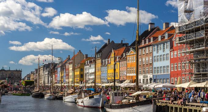 Porto Copenaghen