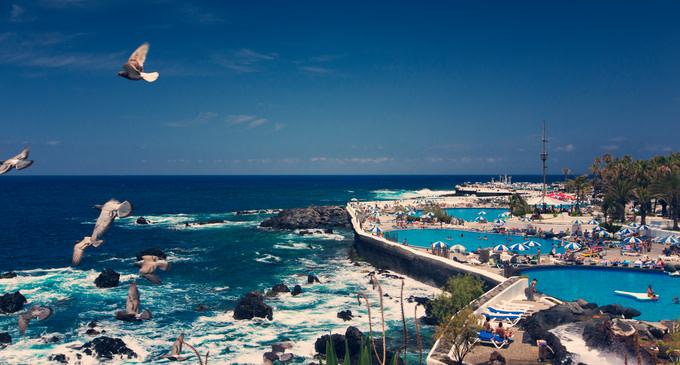 Tenerife spiaggia