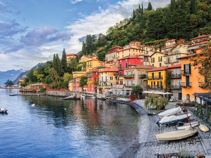 vacanze romantiche lago