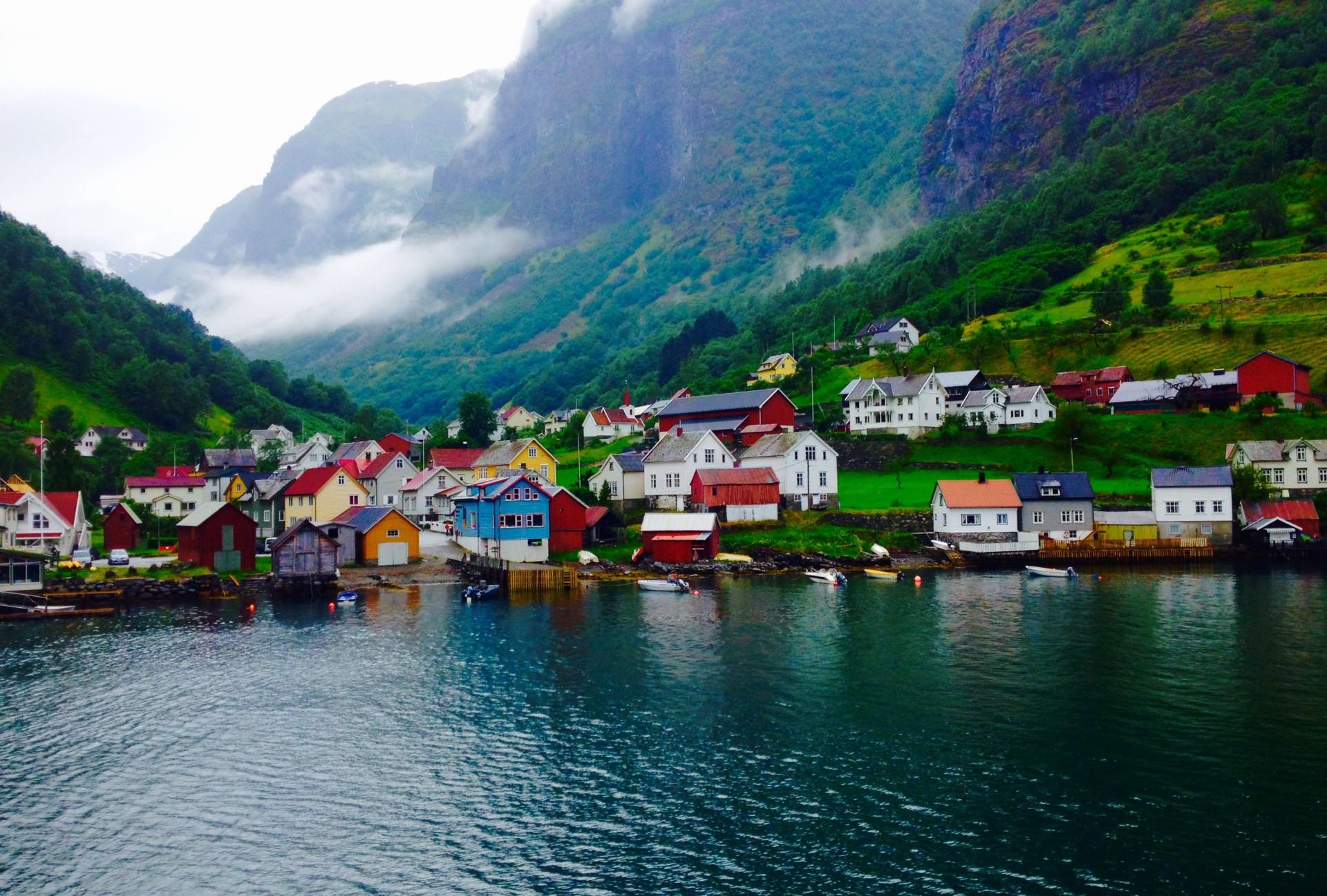Bergen fiordi 3