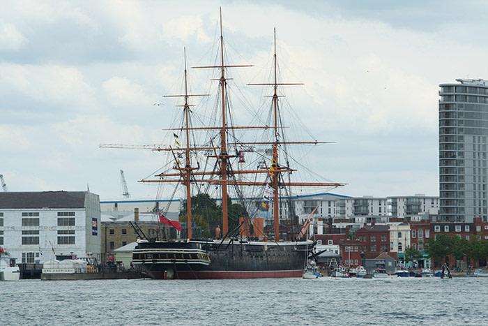 Historic dockyards (c) Portsmouth City Council