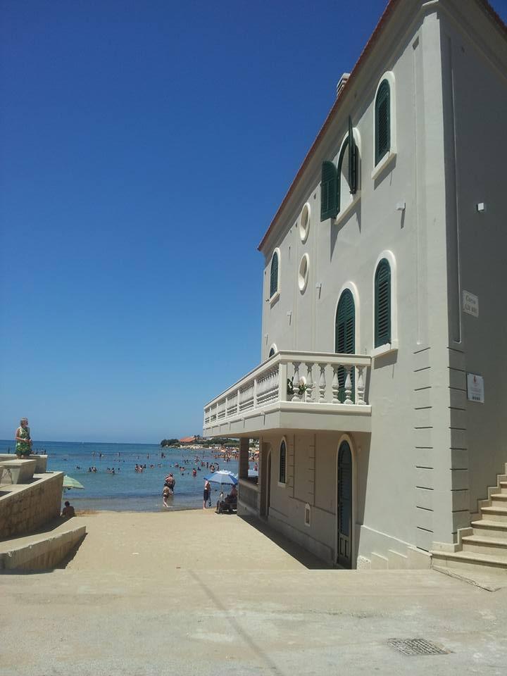 Casa del Commissario Montalbano Punta Secca