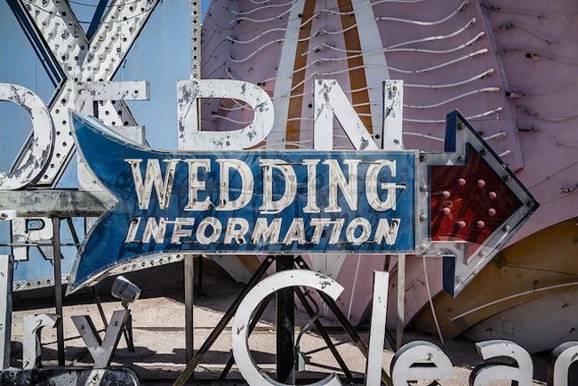 bodas las vegas, casarse en las vegas