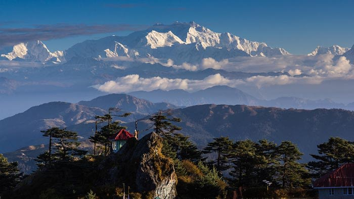 Khangchendzonga, India. Foto: Vincent Dugast/ Flickr cc.