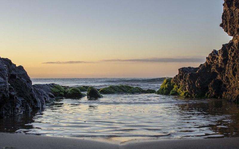 playas vírgenes: Calblanque