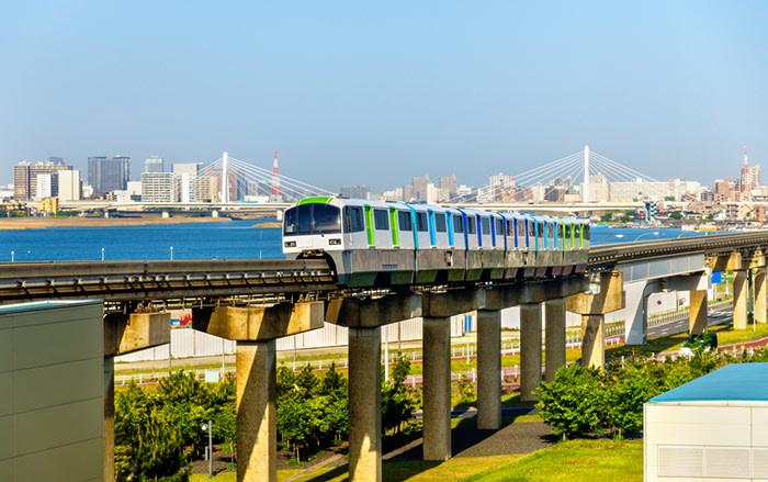 Tokio: tren aeropuerto