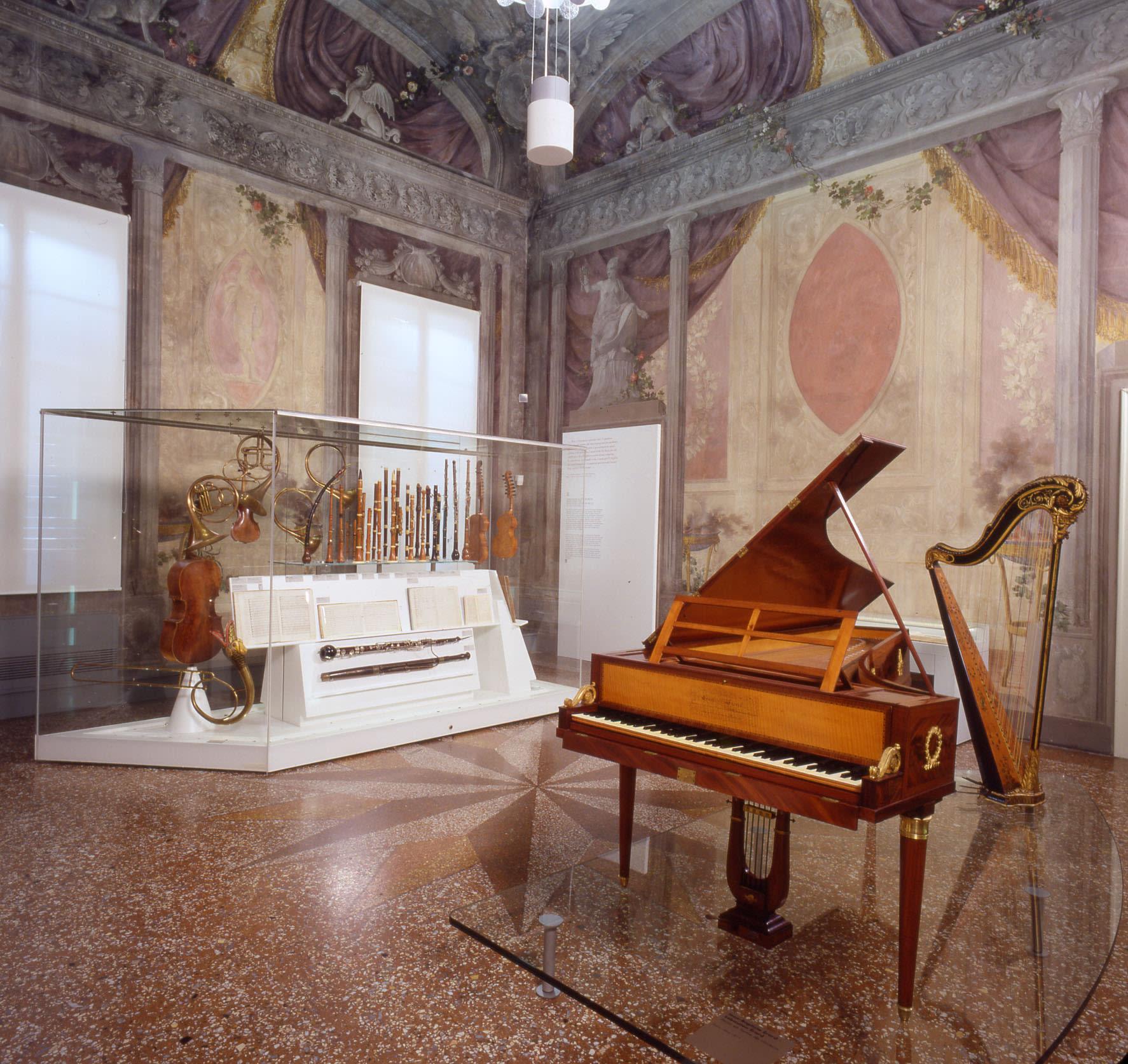 Museo della musica di Bologna
