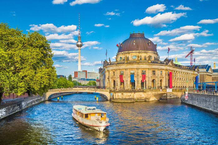 Berlín, bodemuseum