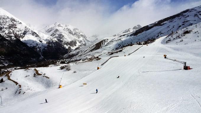estacion de esqui panticosa