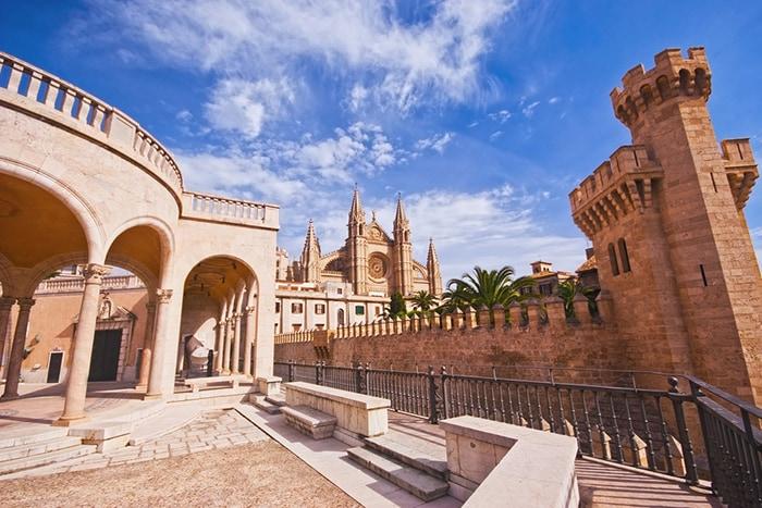 Qué ver en Mallorca: La Almudaina