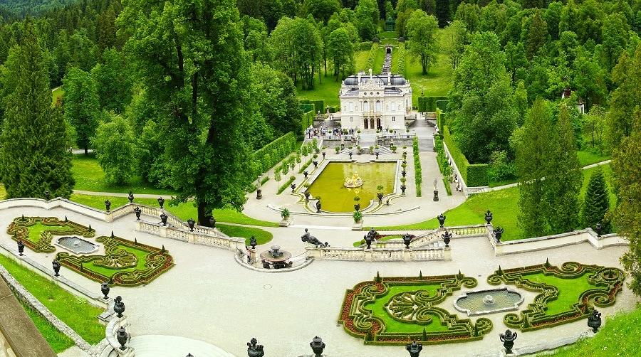 Castelli di Baviera: Linderhof