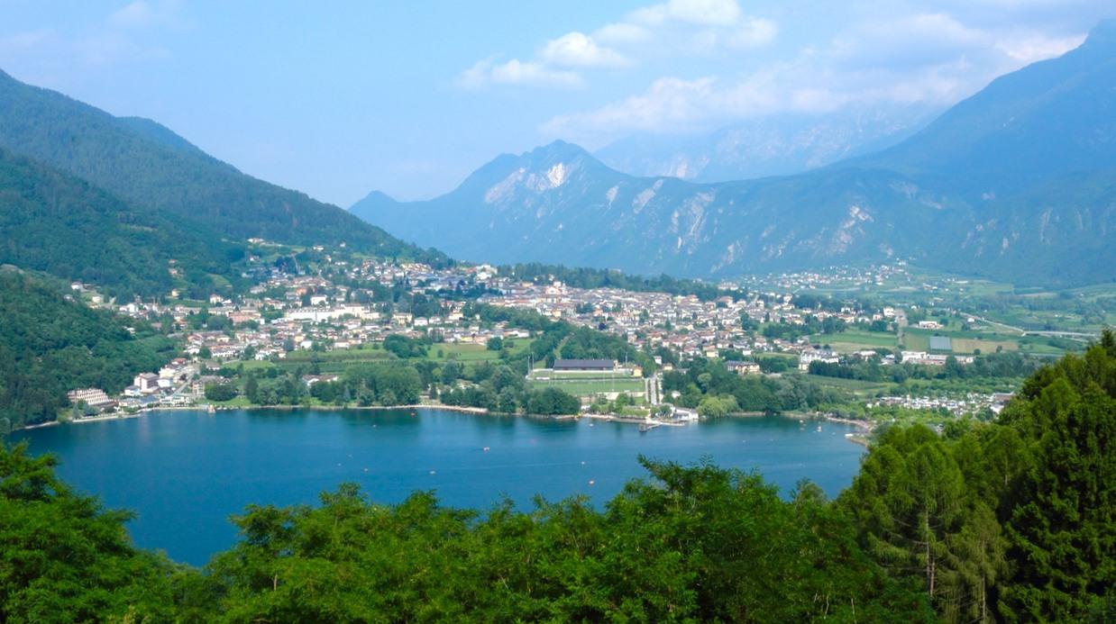 Levico Terme, Trentino, terme e spa