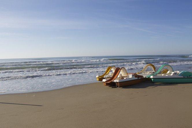 Playas de Narbona