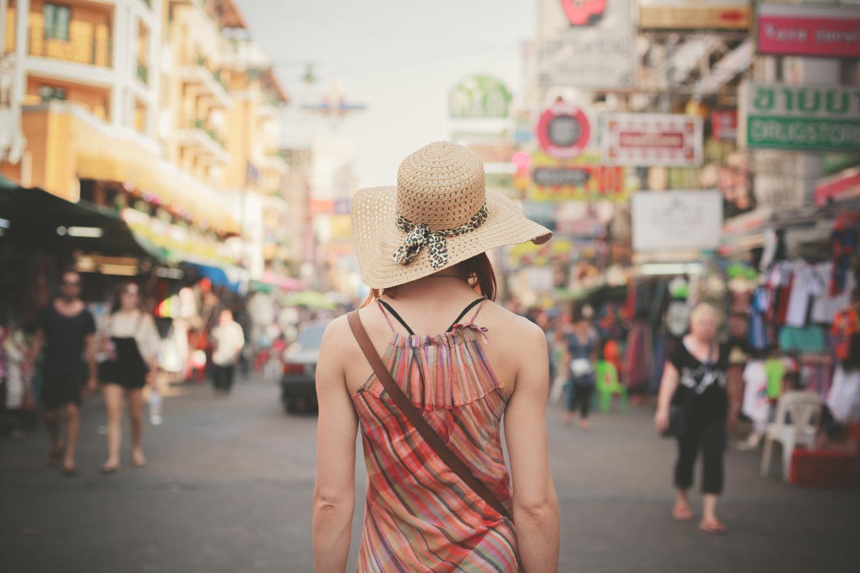 Activités - Vue dans les rues de Thaïlande