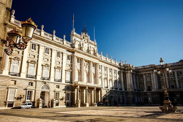 Madrid con niños: palacio real